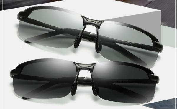 Mua Kính Nam, Kính đi ngày và đêm, mắt kính phân cực cản tia UV 400