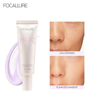 FOCALLURE Kem lót lâu trôi giúp dưỡng ẩm và làm sáng tông màu da có trọng lượng 25g - INTL thumbnail