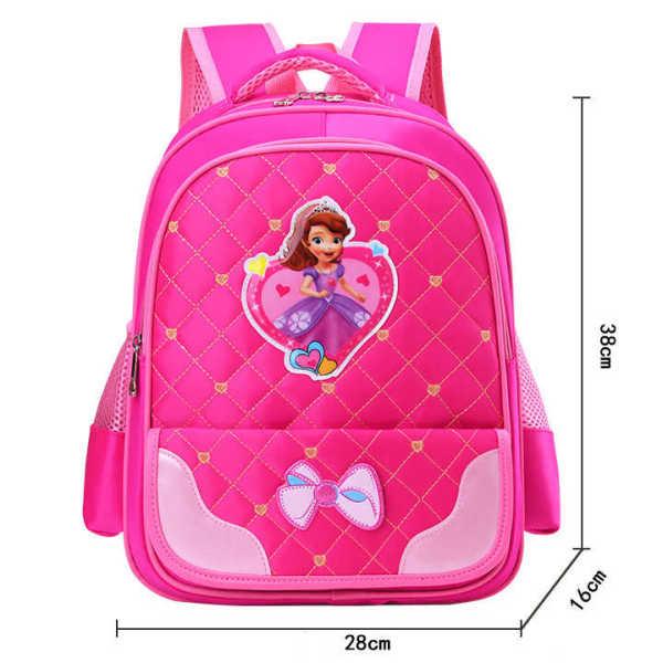 Giá bán Balo học sinh hình hoạt hình siêu nhẹ với thiết kế dễ thương (38 x 28 x 16 cm) MẪU MỚI 2020 TX00248