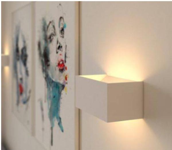 [CHÍNH HÃNG] Đèn LED Gắn Tường 5W Rạng Đông Cao Cấp - Bảo Hành 2 Năm - Model: D GT04L HG/5W