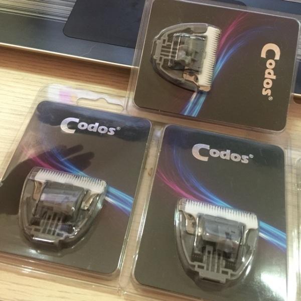 Cp 6800 - CP 7800-8000 lưỡi tông đơ Codos, chất lượng đảm bảo an toàn đến sức khỏe người sử dụng, cam kết hàng đúng mô tả