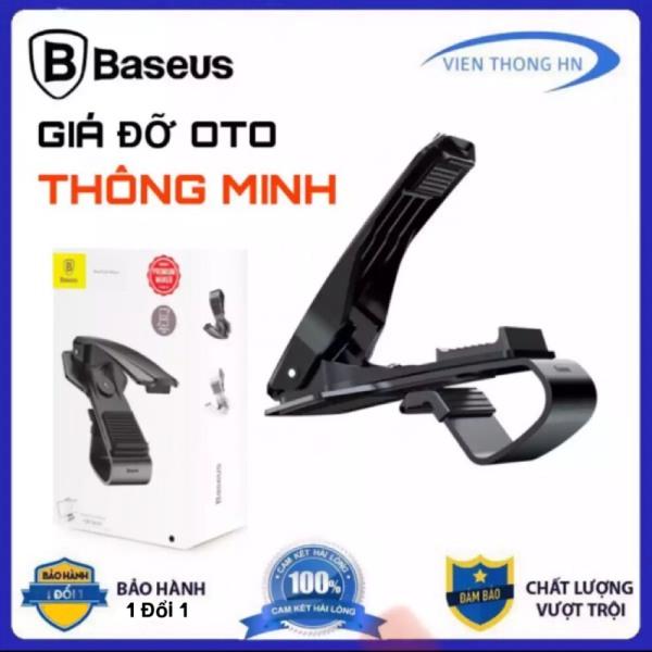 Kẹp điện thoại oto Baseus sudz-01 - giá đỡ điện thoại trên ô tô xe hơi