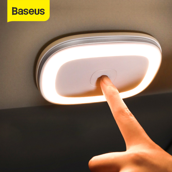 Xiaomi Youpin Baseus Car Reading Light Rechargeable Magnetic Led Auto Styling Night Light Car Interior Light Ceiling Lamp