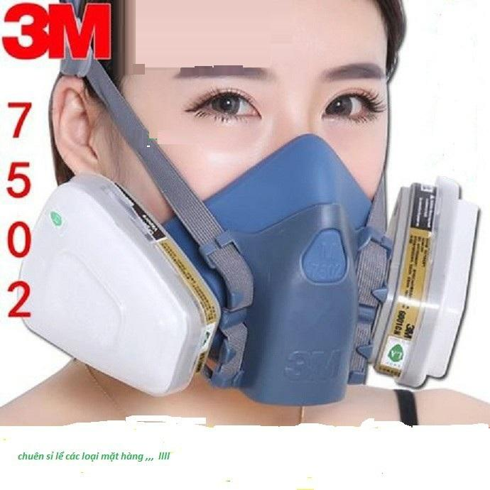mặt nạ phòng chống độc chất lượng cao