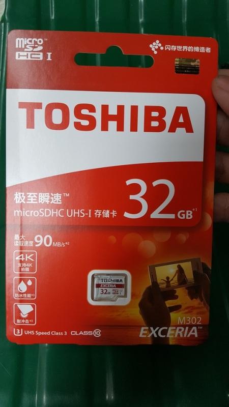 [Nhập NEWSELLERW503 giảm 10% tối đa 100K] Thẻ Nhớ Toshiba 32GB Class 10  Thẻ nhớ điện thoại  Bộ nhớ micro SD