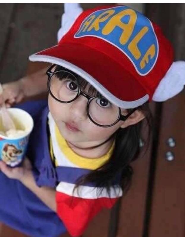 Giá bán Gọng kính cận, Kính giả cận mắt tròn xoe siêu cute cho bé