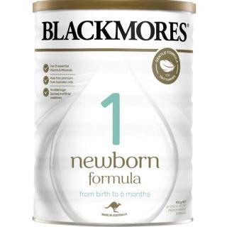 Sữa bột công thức Blackmores NewBorn Formula Stage 1 cho bé từ 0 đến 6 tháng tuổi (900g) thumbnail