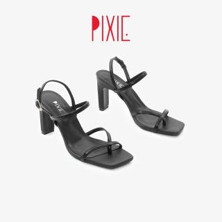 Giày Sandal Cao Gót 7cm Xỏ Ngón Pixie X560 thumbnail