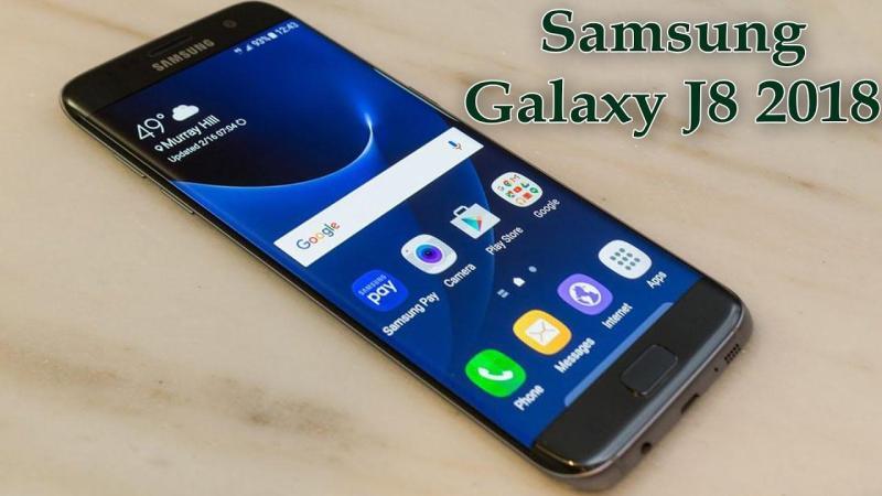 Điện thoại samsung J8 - Bảo hành 12 tháng- Full box