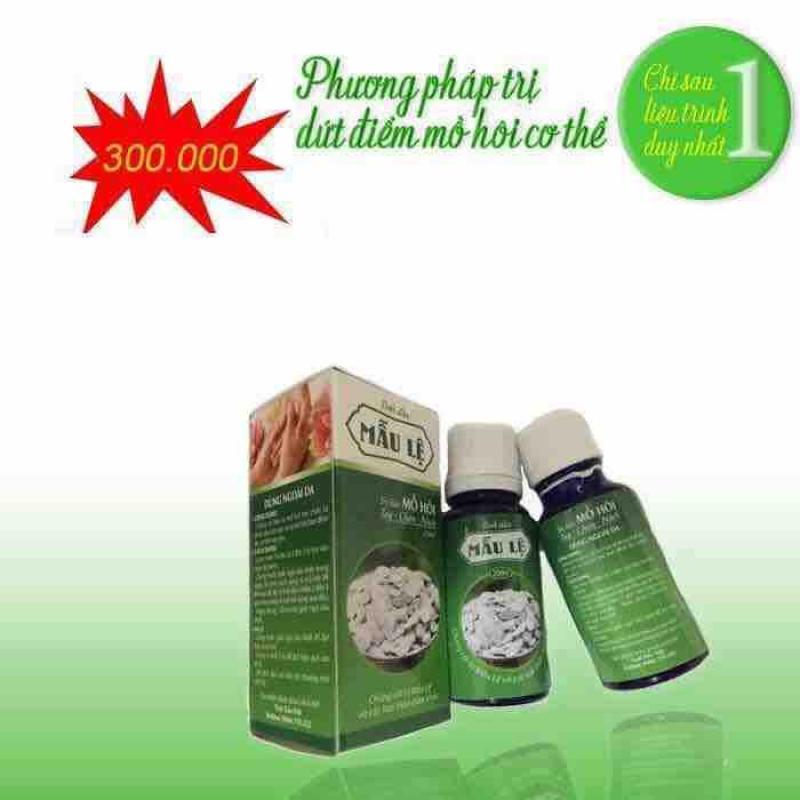 Tinh dầu trị mồ hôi tay chân và cơ thể 20ml tốt nhất