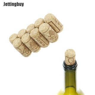 Set 10 nút gỗ đóng nắp chai rượu vang - INTL thumbnail