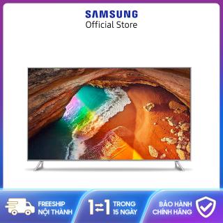 Smart Tivi QLED Samsung 4K 49inch QA49Q65RAKXXV[Hàng chính hãng, Miễn phí vận chuyển] thumbnail