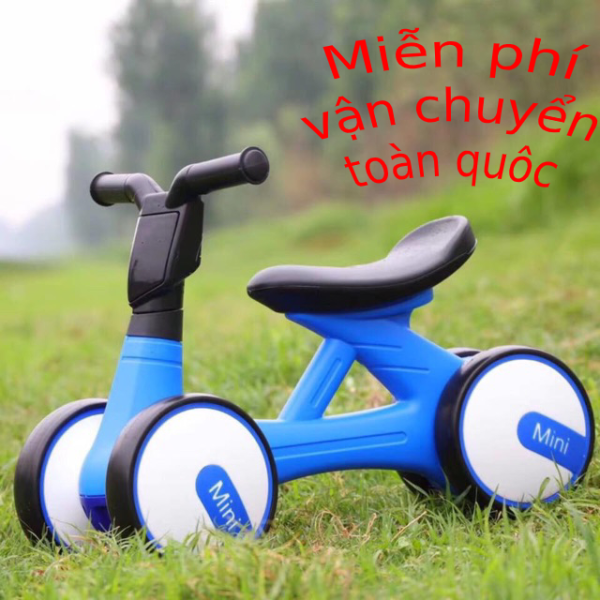Phân phối Xe đạp, Đồ chơi, Xe lắc, Xe chòi chân, Xe Chòi Chân 4 Bánh Tự Cân Bằng Cho bé , Xe chòi chân có đèn và nhạc mini cao cấp. Hỗ trợ cho bé giữ thăng bằng một cách dễ dàng