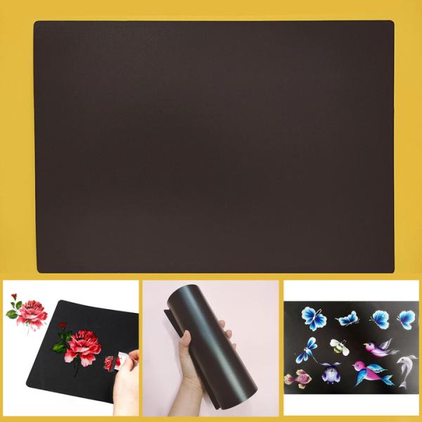 Bảng đen tập vẽ nail chuyên dụng (298x21cm) - Dễ dàng vệ sinh sau khi vẽ