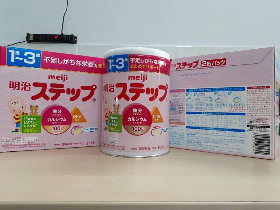 Sữa Meiji 9 (800gr)