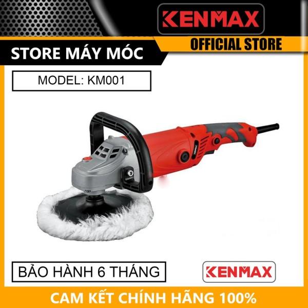 Máy đánh bóng 180mm Kenmax KM001- HÀNG CHÍNH HÃNG