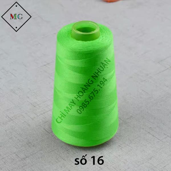Bảng giá Chỉ may đồ công nghiệp cuộn dài 5000 mét được chọn màu Điện máy Pico