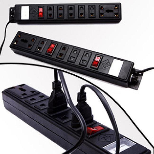 Ổ cắm điện gia đình màu đen giá rẻ giá rẻ