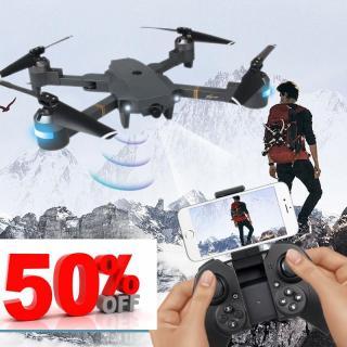 Flycam Mini,Flycam Full Hd,Máy Bay Điều Khiển Từ Xa Xt-1 Kết Nối Wifi Quay Phim Chụp ảnh Full Hd 720P,Hợp Cho Phép Người Chơi Ghi Lại Video Fpv, Chụp ảnh Trên Không, Và Thậm Chí Có Thể Chụp Selfie,Sale 50%,Giao Hàng Toàn Quốc Bởi May Store. thumbnail