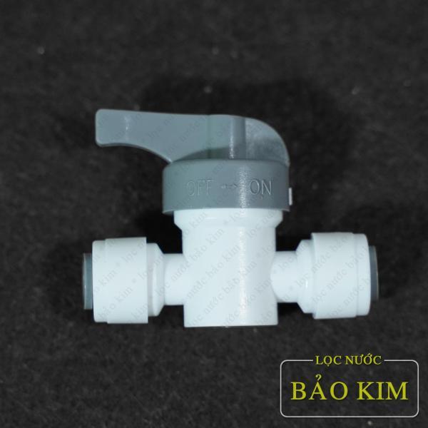 Bảng giá Khóa 2 đầu dây, van ngang, van sục rửa màng R.O, van xả tay 6mm Điện máy Pico