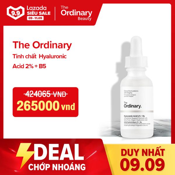 Tinh chất The Ordinary Hyaluronic Acid 2% + B5 nhập khẩu
