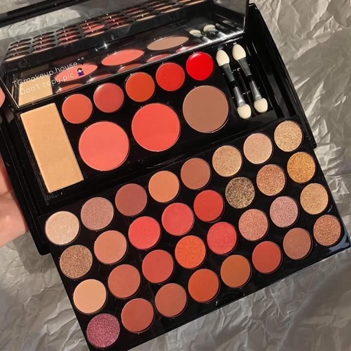 Set Trang điểm Odbo Beauty Clutch Pro MakeUp Palette - Mẫu Mới Giá Ưu Đãi Nhất