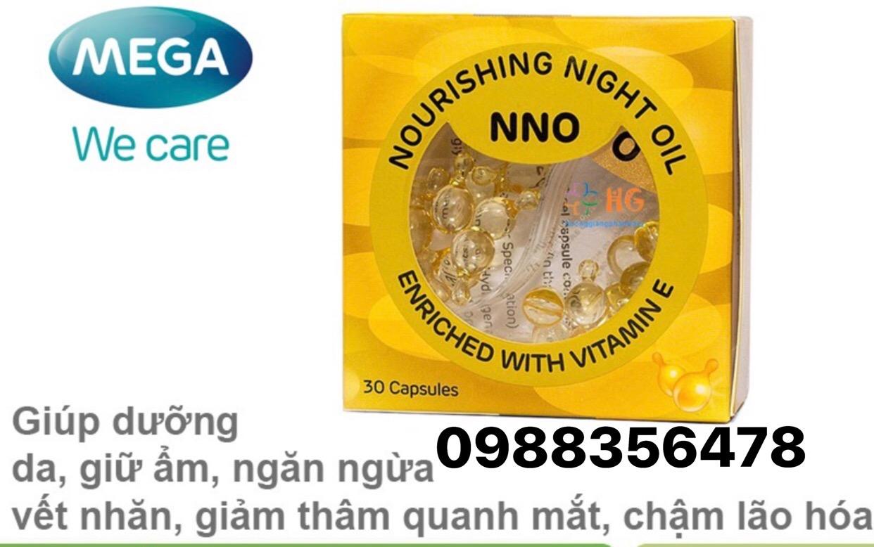 Voucher Ưu Đãi NNO Hộp 30 Viên Hàng Thái Lan
