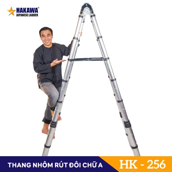 THANG NHOM RUT DOI CHU A NHẬT BẢN HAKAWA HK-256 (5M6)  - HÀNG CHÍNH HÃNG - NGHỆ SĨ QUYỀN LINH TIN DÙNG