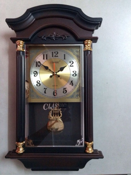 [ĐỒNG HỒ QUẢ LẮC] Đồng hồ quả lắc kiểu dáng cổ điển bán chạy
