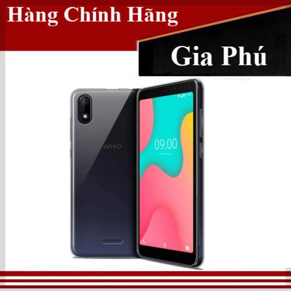 Điện thoại Smartphone Giá Rẻ Wiko Y60 - Ram 1GB, Rom 16GB, Pin 2500 mAh, Màn hình 5.45, Camera sau 5.0 MP, Camera trước 5.0 MP - Hàng chính hãng
