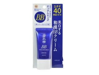 Kem nền chống nắng BB Kose Cream Sekkisei White BB Cream (30g) thumbnail
