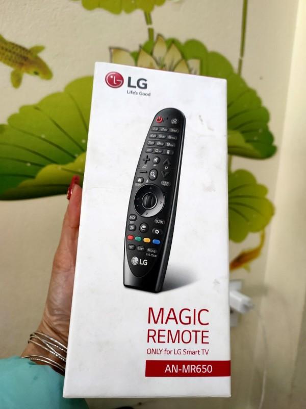 Bảng giá Điều khiển thông minh Magic Remote LG AN-MR650