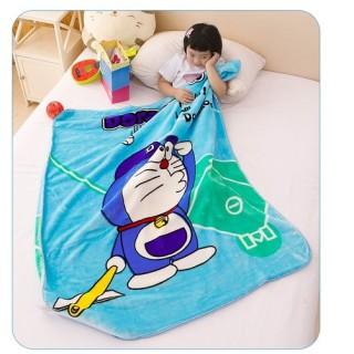 [MẪU SIÊU CUTE] Chăn mền cho bé vải cotton nhung mềm mịn, hàng Việt Nam cao cấp (100 x 80cm), dễ vệ sinh và bảo quản. thumbnail