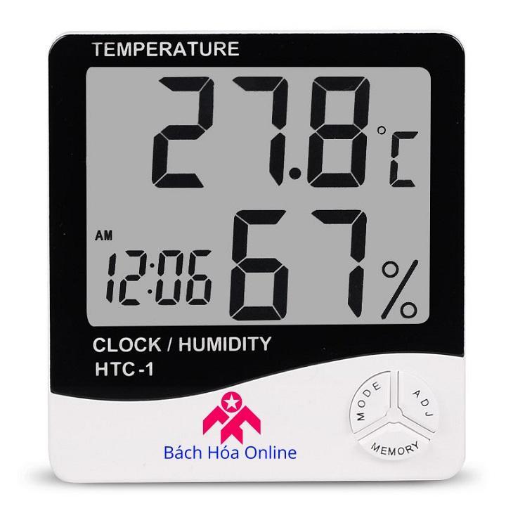 Máy đo độ ẩm nhiệt độ HTC1