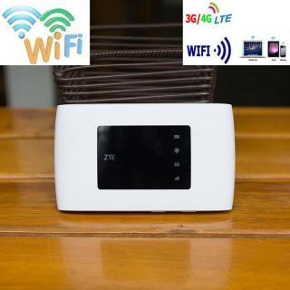Bộ Phát Wifi 4G ZTE MF920 - PIN BỀN SÓNG KHỎE - TỐC ĐỘ CAO - TẶNG KÈM SIÊU SIM 4G thumbnail