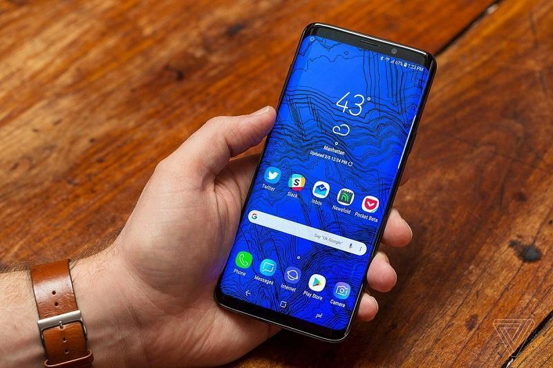 Samsung S9 Plus Phiên Bản 2Sim & Camera Kép & Hiệu Năng Khủng & Thời Lượng Pin Tốt -  BẢO HÀNH 12 THÁNG TẠI PLAYMOBILE