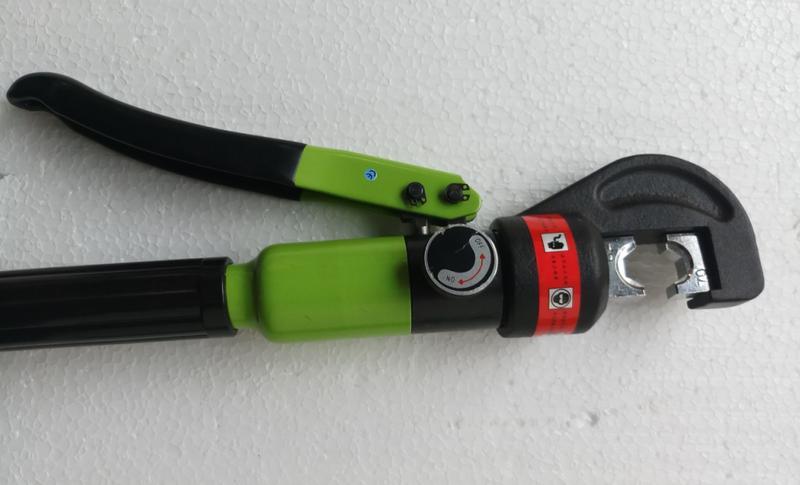 KÌM ép cos YQK 70  chuyên dùng để bấm đầu cốt, ép đầu cốt điện có độ cứng cao bằng hệ thống thủy lực