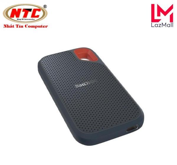 Giá Ổ cứng di động SSD Sandisk Extreme Portable E60 USB 3.1 2TB 550MB/s (Đen)