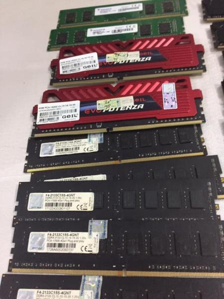 Ram DDR4 4G 8G cho PC hoặc LAPTOP