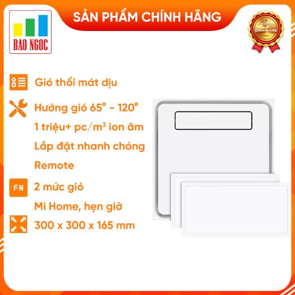 Máy thông gió nhà bếp thông minh Xiaomi Yeelight YLYB04YI