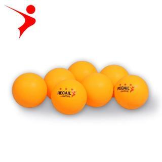 Quả bóng bàn 3 sao tiêu chuẩn thi đấu hộp 6 quả REGAIL MD-5673 thumbnail