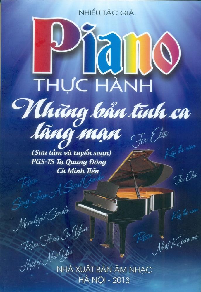 Mua Piano Thực Hành - Những Bản Tình Ca Lãng Mạn