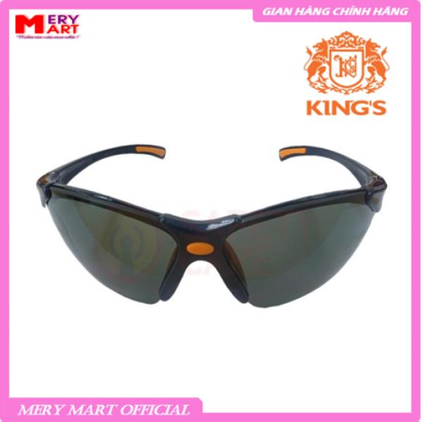 Giá bán Kính bảo hộ cao cấp Kings KY312B chống bụi chống tia UV bảo vệ mắt