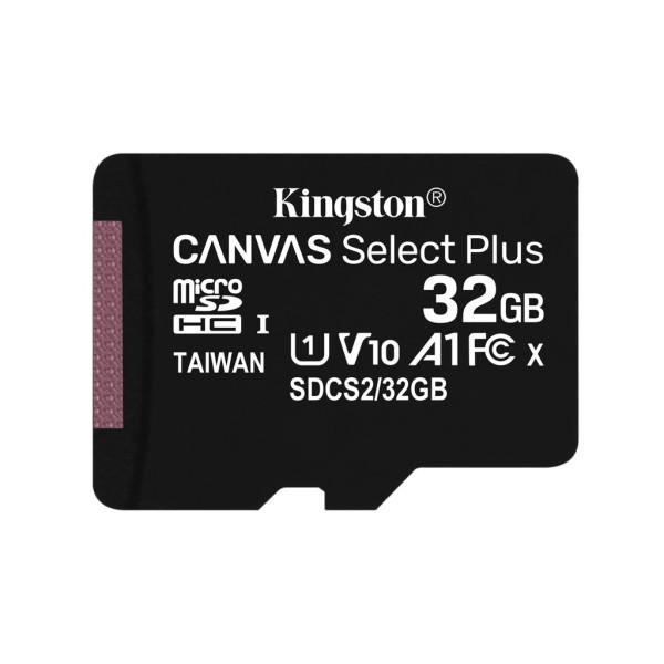 Thẻ nhớ Kingston 32GB 64GB tốc độ cao 100MB siêu bền dùng cho điện thoại camera tốc độ ghi 10-30Mb/s - vpmax