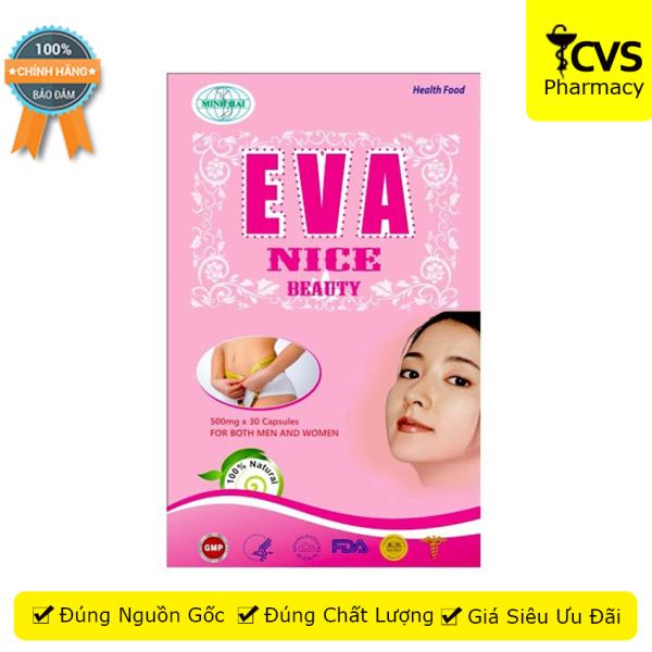Viên uống giảm cân Eva Nice Beauty (Hộp 30 viên) - Evanice Beauty giảm béo - cvspharmacy