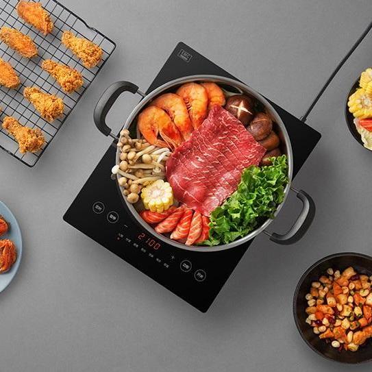 ❎ [ GIÁ HỦY DIỆT ] Bếp Điện Từ Thông Minh Xiaomi Mijia C1 nút cơ ( Xiaomi Induction Cooker ) Hàng Fullbox