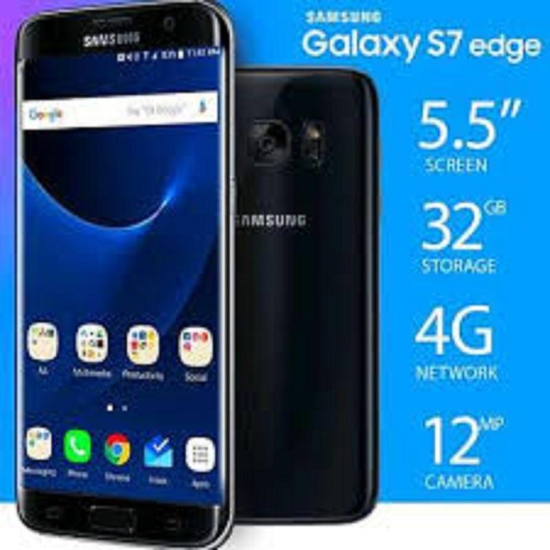 điện thoại Samsung Galaxy S7 Edge 2SIM ram 4G/32G Chính hãng - chiens PUBG ngon