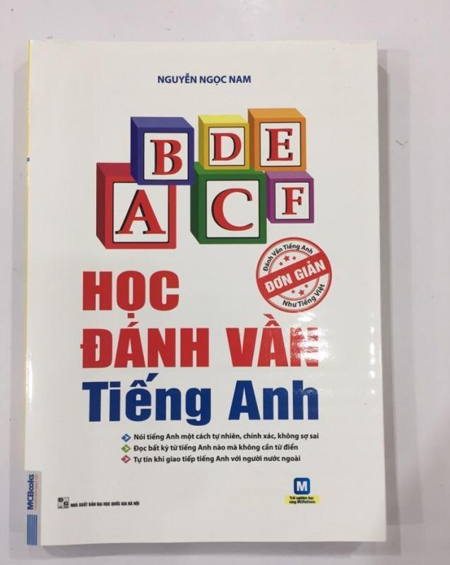 Mua Học Đánh Vần Tiếng Anh