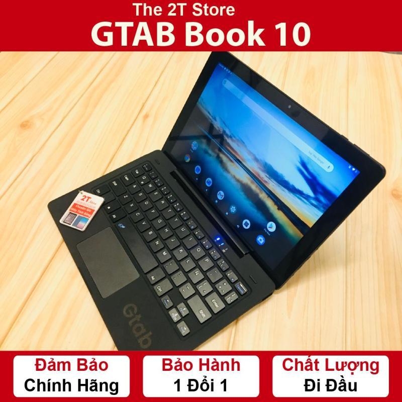 Máy tính bảng Gtab Book 10 (Wifi) (Màu Bạc Xám) (Hàng nhập khẩu)
