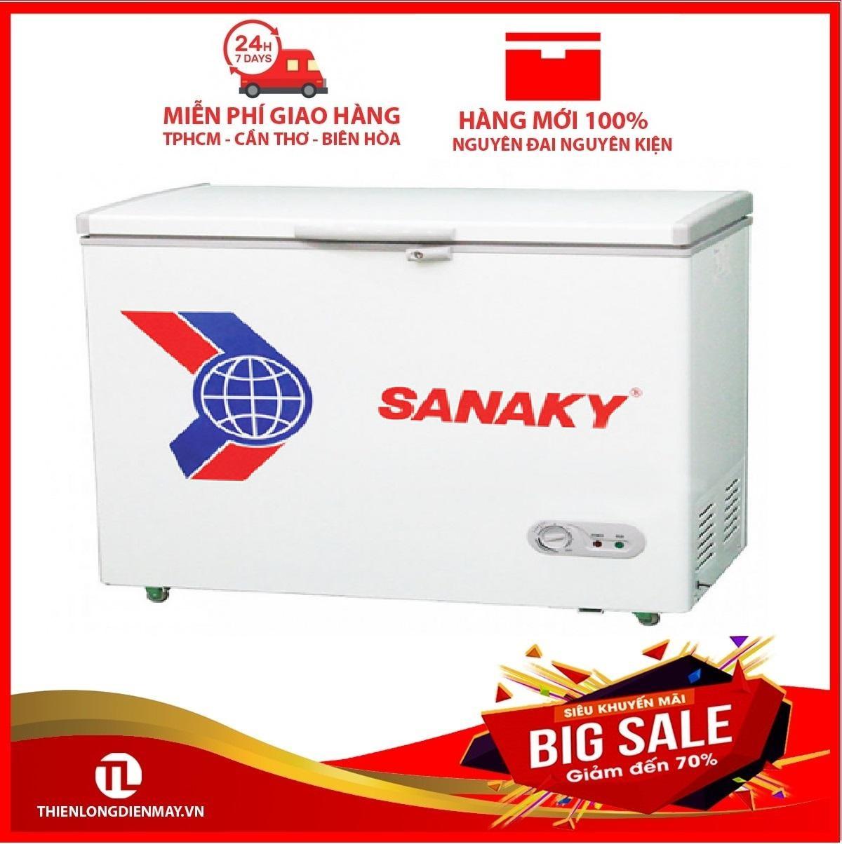 Bảng giá Tủ Đông Sanaky VH-2599HY2 (250L) - Hàng Chính Hãng Điện máy Pico